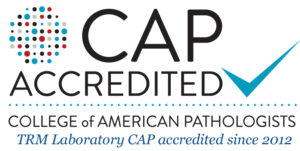 Certificate of Accreditation with the College of American Pathologists