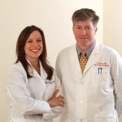 Dr. Jessica Scotchie and Dr. Rink Murray