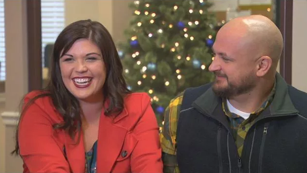 IVF contest winners | winning couple Scarlet and Chris Brown | Tennessee Reproductive Medicine