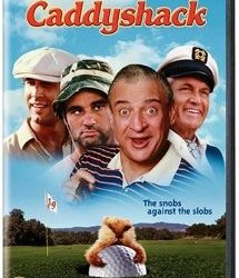 caddy shack poster